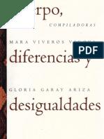 79713803 Cuerpo Diferencias y Desigualdades Mara Viveros Vigoya y Gloria Garay Ariza Comp UN