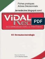 Vidal Recos - Dermatovénérologie