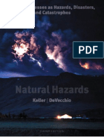 Keller, Devecchio,Natural Hazards Earths Processes as Hazards 3rd Edition 2012