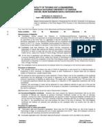 MSU PTD BE NotificationTech