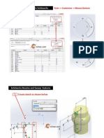 Solidworks Settings