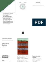 Radon Brochure