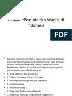 Gerakan Pemuda Dan Wanita Di Indonesia
