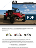 TOMCAR Owners Manual