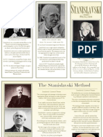 stanislavski leaflet clara and joly