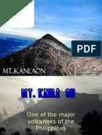 Mt. Kanlaon Presentation