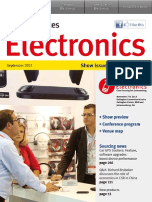 Electronics Manufacturers in China Catalog August 2013 | Television