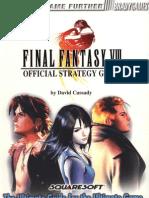 Bradygames - Final Fantasy 08 SG