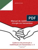 Manual de Reabilitação Cirúrgica em Hanseníase