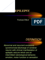 Epilepsy Lecture 2007.Revisi