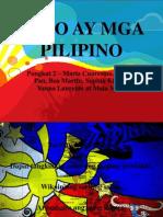 Tayo Ay Pili Pino