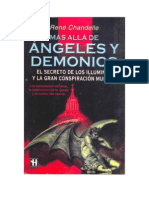 Chandelle Rene - Más Alla De Ágeles Y Demonios