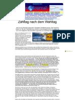 globalfire.tv - Zahltag nach dem Wahltag - Schäuble und Merkel wissen dass der Euro kaputt ist