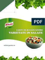 Knorr Varietatea Salatelor