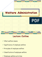 Welfare Administration345