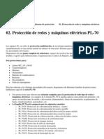 Protección PL 70
