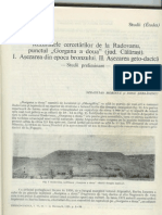 Morintz, Serbanescu-Radovanu
