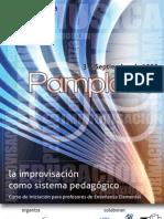 Folleto Curso Pamplona