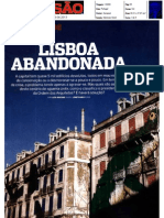 Lisboa Abandonada - Visão - 04-04-2013
