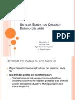 Sistema Educativo Chileno E Del Arte. Cornejo