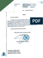 Denuncia de la Fiscalía por la contaminación de la refinería