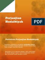 Perjanjian Hudaibiyah tingkatan 3