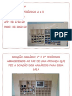 aquisições 2013