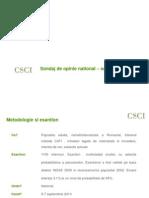 Studiu CSCI
