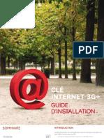 Guide Utilisateur Cle3G