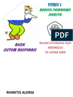 55584677 Rhinitis and Sinusitis