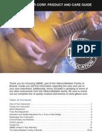Gibson Guitar Guide