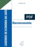 Cadernos Economia Saude 3 Macroeconomia