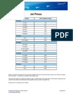 Daftar Harga Pesawat Terbang
