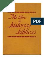Mi Libro De Historias Biblicas - Parte I
