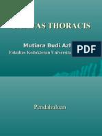 Cavitas Thoracis