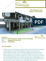 The Courtyards - Condominium by  Edward Ipanag