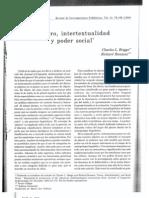 7-0454   BRIGGS y BAUMAN - Género, intertextualidad y poder social (pp. 78-108)