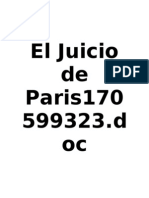 Juicio de Paris