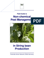 Field Guide to Non-chemical Pest Management in String Bean Production