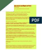 Algunas Ventajas de la Ley Mype en Perú