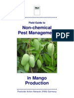 Field Guide to Non-chemical Pest Management in Mango Production