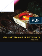 Jóias artesanais de Natividade