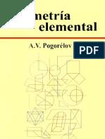 Geometria Elemental POGORELOV