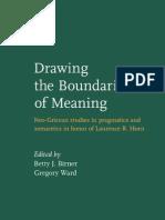 Birner & Ward(2006)_Drawing the Boundaries
