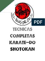 Shotokan Lo Basico