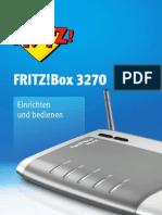 Handbuch Fritz Box Wlan 3270