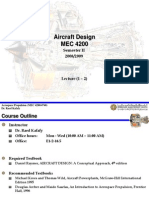 22343822 Aircraft Design