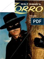 Zorro 1960010 Walt Disney