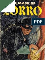 Zorro-The Mask of Zorro Four Color 0538
