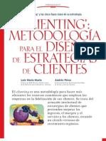 Clienting, Articulo, Luis Huete